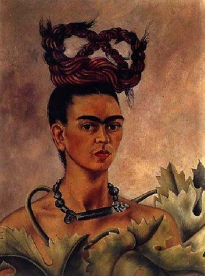 Reproduction oil paintings - Frida Kahlo - Self Portrait 1941 2