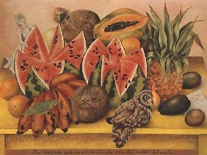 Reproduction oil paintings - Frida Kahlo - Still Life
