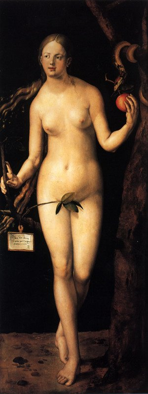 Reproduction oil paintings - Albrecht Durer - Eve
