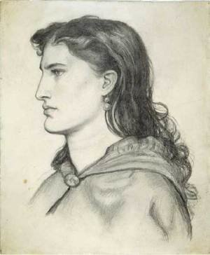 Pre-Raphaelites painting reproductions: Aggie