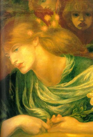 Pre-Raphaelites painting reproductions: Unknown