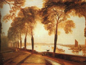 Mortlake Terrace 1826