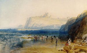 Reproduction oil paintings - Turner - Whitby