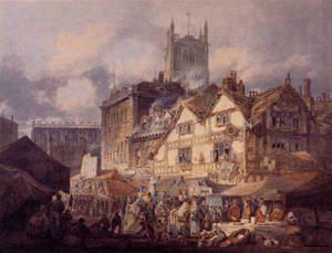 Reproduction oil paintings - Turner - Woolverhampton  Staffordshire