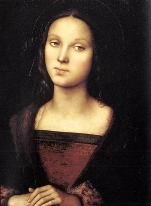 Pietro Vannucci Perugino reproductions - Mary Magdalen