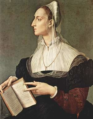 Laura Battiferri 1555-60