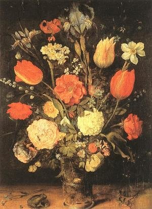 Mannerism painting reproductions: Flowers