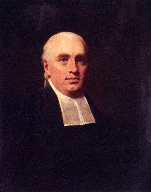 Portrait Of The Rev William Paul (1754 1802)