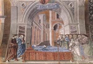 Renaissance - Early painting reproductions: Death Of The Virgin