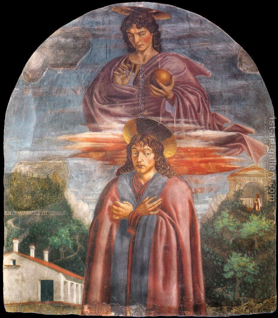 Huge version of St  Julian And The Redeemer