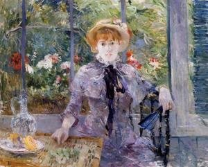 Reproduction oil paintings - Berthe Morisot - After Luncheon