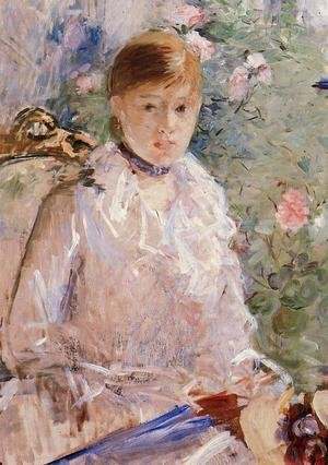 Reproduction oil paintings - Berthe Morisot - Summer (Young Woman by a Window) 1878
