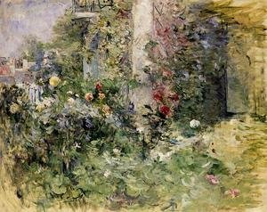 Reproduction oil paintings - Berthe Morisot - The Garden At Bougival