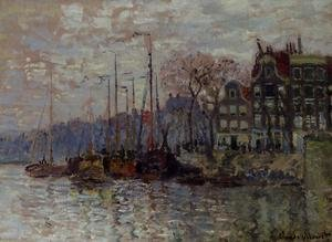 Famous paintings of Nautical: Amsterdam