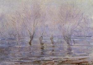 Flood At Giverny