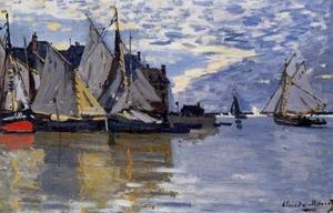 Famous paintings of Ships & Boats: Sailboats
