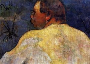Reproduction oil paintings - Paul Gauguin - Captain Jacob