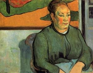 Reproduction oil paintings - Paul Gauguin - Madame Roulin
