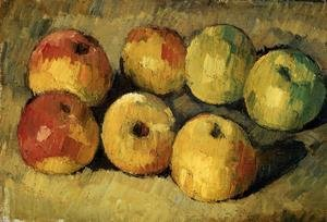 Reproduction oil paintings - Paul Cezanne - Apples