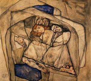 Reproduction oil paintings - Egon Schiele - Conversion