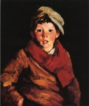 Reproduction oil paintings - Robert Henri - Cafferty