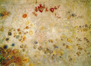 Reproduction oil paintings - Odilon Redon - Decorative Panel