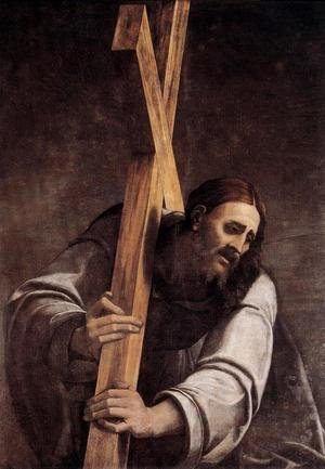 Mannerism painting reproductions: Christ Carrying the Cross  1535-40