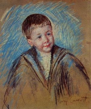 Reproduction oil paintings - Mary Cassatt - Portrait Of Master St Pierre