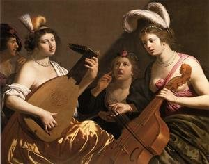 The Concert 1635-40