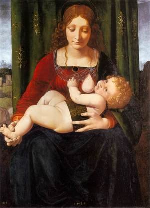 Virgin and Child 1493-99