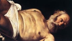 Reproduction oil paintings - Caravaggio - The Crucifixion of Saint Peter (detail 2) 1600