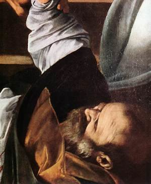Reproduction oil paintings - Caravaggio - The Martyrdom of St Matthew (detail 3) 1599-1600