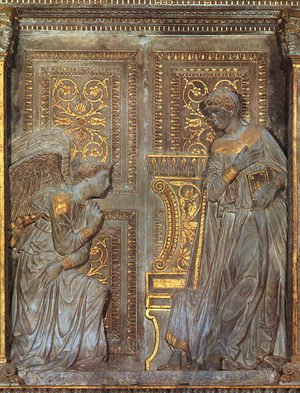 The Annunciation  1420s