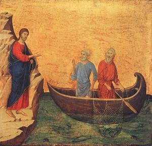 Calling of Peter and Andrew 1308-11