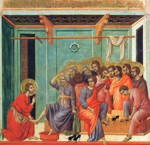 Washing of the Feet 1308-11