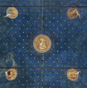 Reproduction oil paintings - Giotto Di Bondone - Vault 1303-06