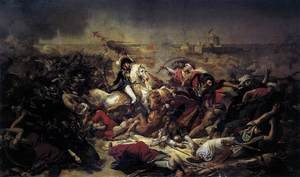 The Battle of Abukir 1806