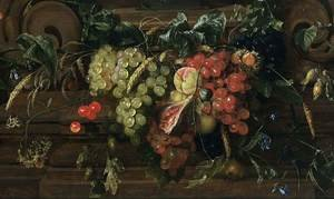 Jan Davidsz. De Heem reproductions - Still-Life 1653