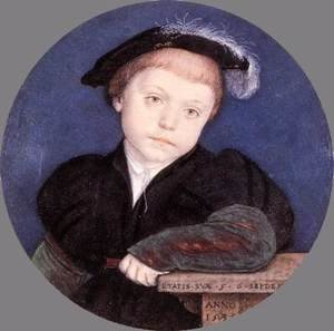 Reproduction oil paintings - Hans, the Younger Holbein - Charles Brandon 1541
