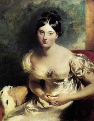 Reproduction oil paintings - Sir Thomas Lawrence - Margaret, Countess of Blessington  1822