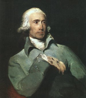 Portrait of William Lock  1790