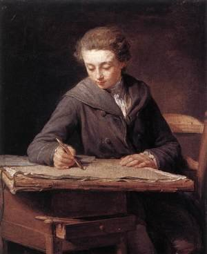 The Young Draughtsman 1772
