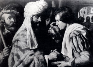 Jan Lievens reproductions - Pilate Washing his Hands