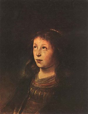 Reproduction oil paintings - Jan Lievens - Portrait of a Girl 1630-35