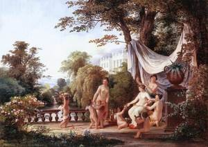 The Toilet of Venus 1830s