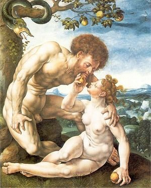 Adam and Eve 1525 2