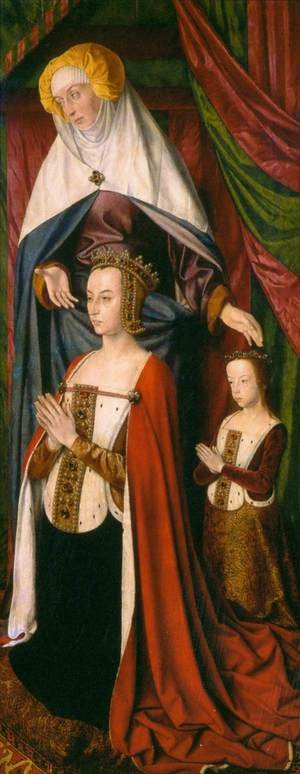Anne de France, Wife of Pierre de Bourbon 1498-99