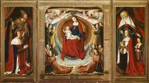 The Moulins Triptych 1498-99