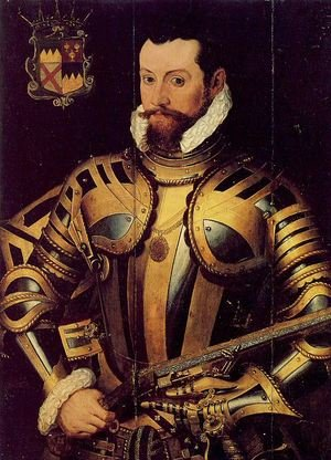 Famous paintings of Men: Thomas Butler, Tenth Earl of Ormonde