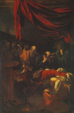 Reproduction oil paintings - Caravaggio - Death of the Virgin